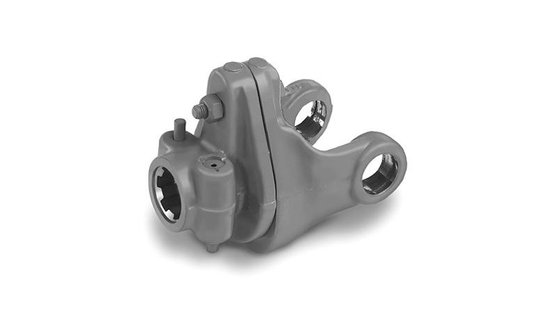 "T80 Type 1 3/4"" 6 Spline Shear Bolt Torque Limiter"