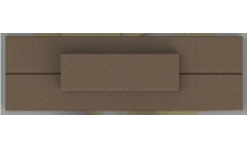 Battioni MEC 11000 Pump Long Life Vane (7 Vane) 370mm x 60mm x 6.5mm