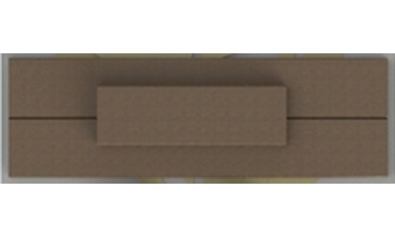Hertell LK + KD (10,000) Vane 360mm x 64mm x 75mm Vane
