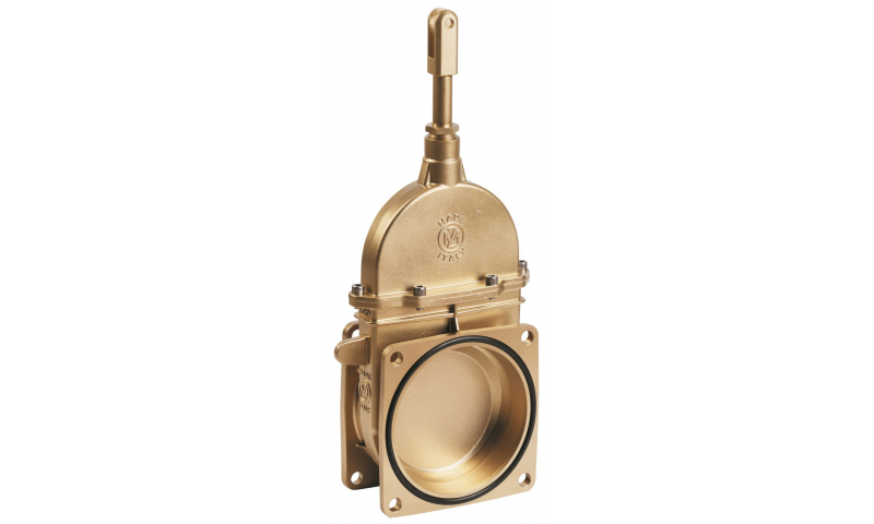 """6"""" H/D Double Flange Valve Complete with Ram & Spring"""