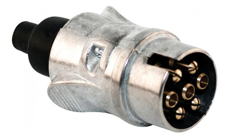 7 Pole PVC Plug 12v
