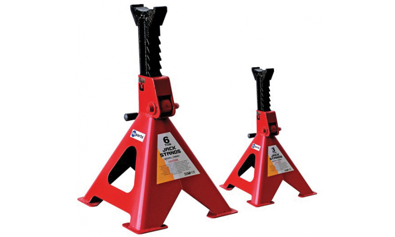 Jack Stand (Pair) 6 tonne