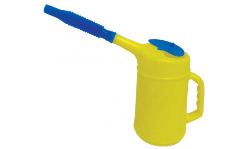 Plastic Jug and Spout 4 Litre