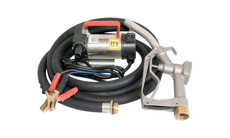 Battery Operated Fuel Transfer Pump 24v 40L/min