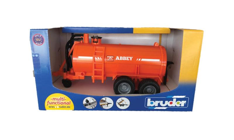 Bruder Abbey Tanker