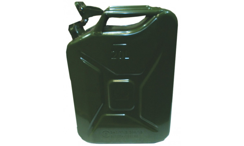 20ltr Metal Jerry Can