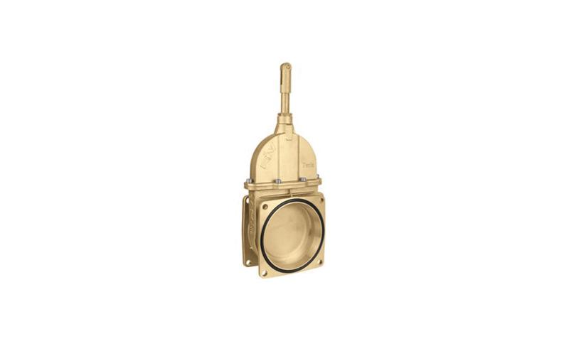 """RIV 6"""" Double flange valve"""
