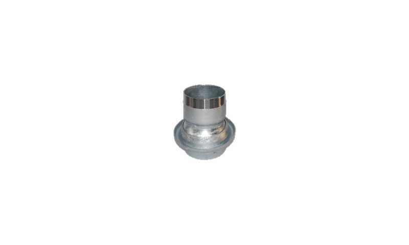 80mm Threaded Male Fitting