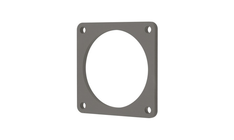 Rubber Gasket 4-Hole to suit 4-Hole Flange Fitting