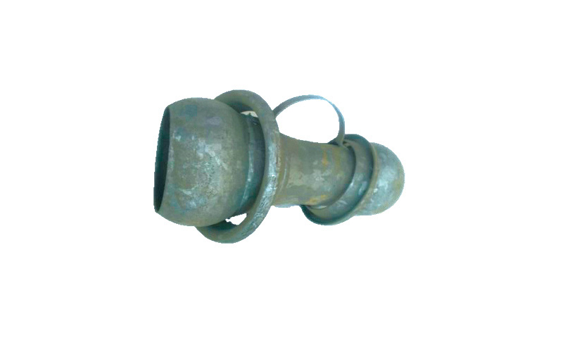 150mm - 100mm Male to Male Reducer