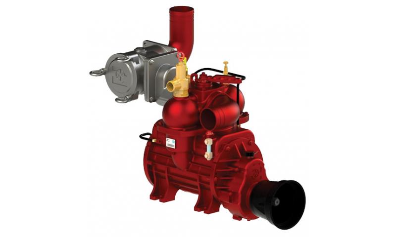 MEC 11000 Hydraulic Drive Pump Complete with Hydraulic Motor