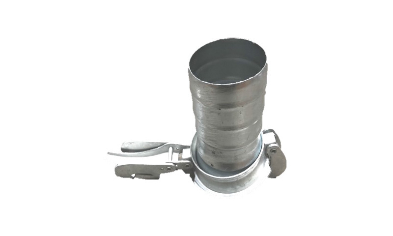 100mm Male Coupling