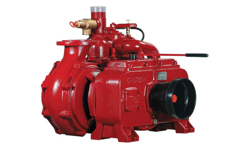 Garda EVO/11000 MEC/Turbo Pump