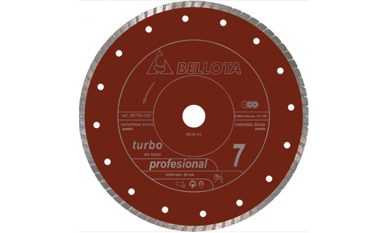 Diamond Disc Hard Materials Laser Pro