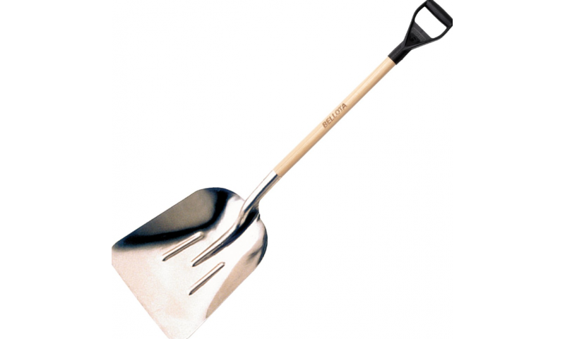D Handle Aluminium Shovel