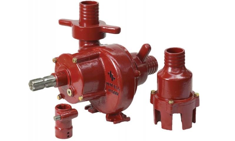 Hertell Water & Effluent Pump