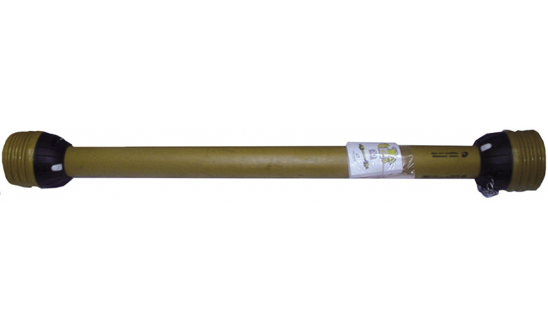 "T80 Quick Release Shaft QR/QR 20 spline 1 3/4"" - 6 spline 1 3/4""  810mm"