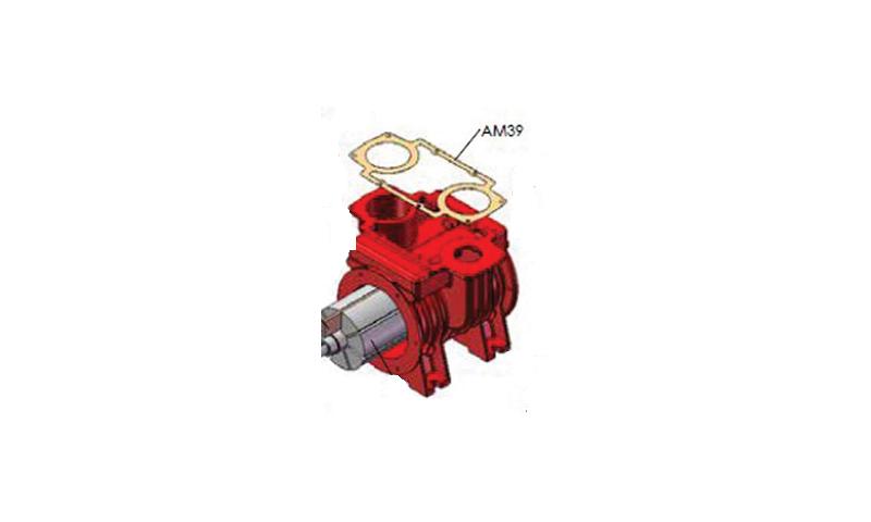 MEC Pump Head Gasket